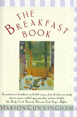 The Breakfast Book By Cunningham, Marion